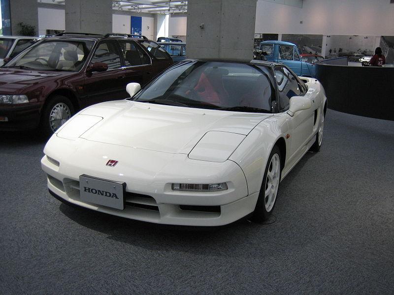 ホンダ NSX-R