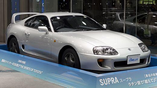 世界各国で注目されているトヨタのスポーツカー「スープラ」いよいよ新型が秒読み!