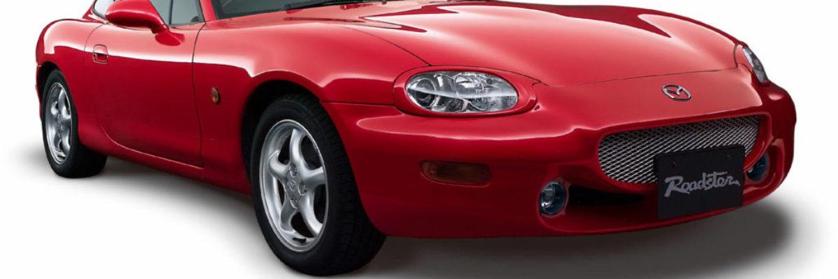 2代目NB型ロードスターのモデル後半に設定されたクローズドタイプが「ロードスタークーペ」。その魅力に迫る