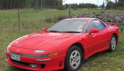 三菱の技術の結晶。三菱自身が「スーパー4WDスポーツカー」と銘打つ、GTOの魅力に迫る!