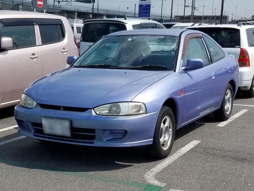 三菱 スポーツ カー